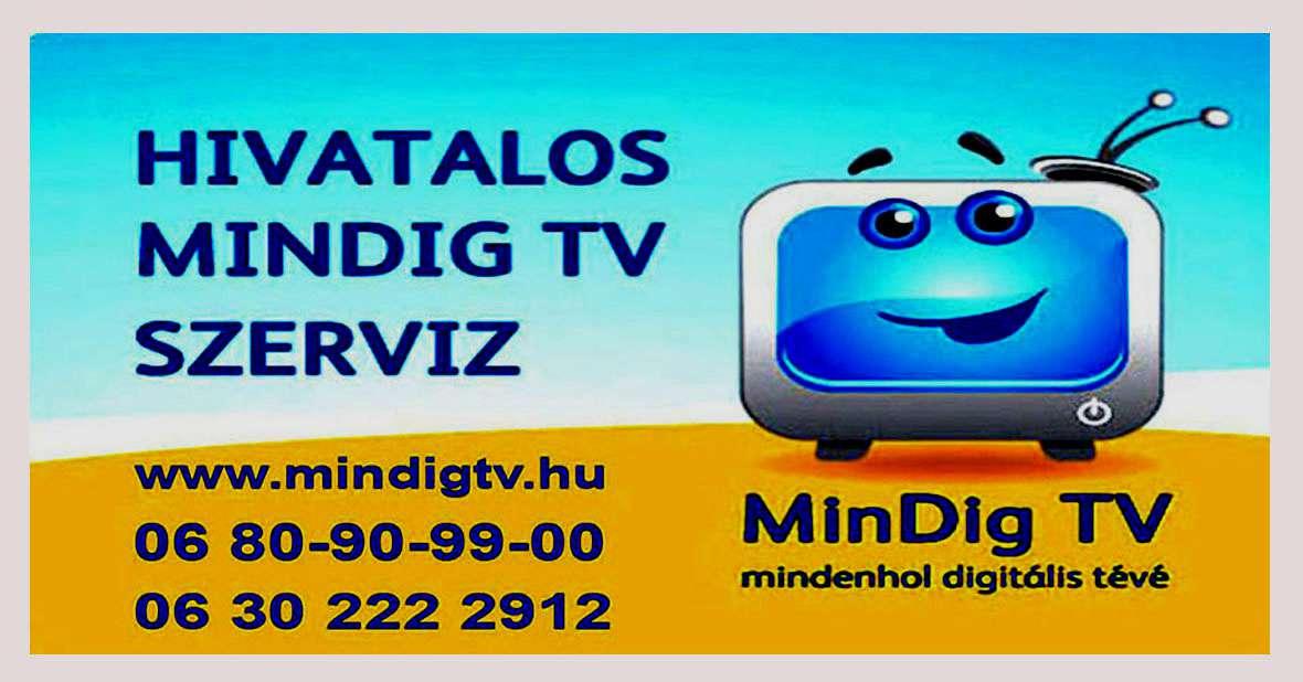 Mindig tv logo