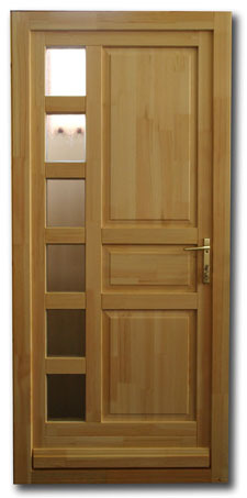 Fa bejárati ajtó - Marketéria 1302