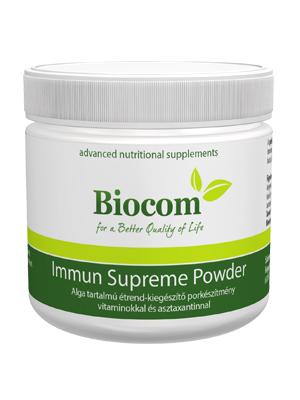 Immun Supreme Powder alga komplex