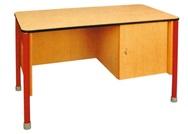 Botond típusú tanári asztal