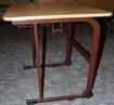 Dávid CD 1 személyes tanulóasztal