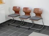Geo flex típusú  tanári szék