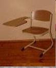 SH típusú írólapos szék