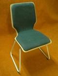 Szánkótalp flex wood teljes kárpitrátétes szék