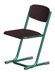 Tyúklábas IS típusú tanári szék