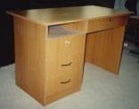Vasvár típusú laplábas  asztal