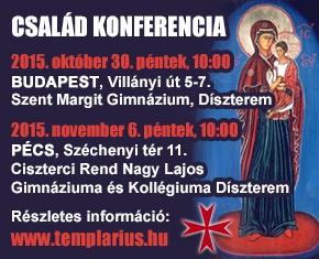 Családi konferencia